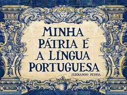 minha patria e a lingua