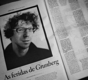 entrevista grunberg